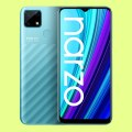Realme Narzo 30A blue